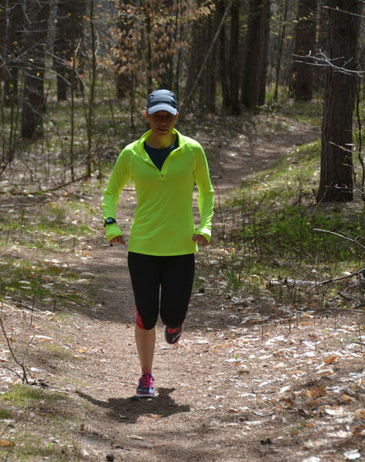 Out and About, 7 Top Running Routes in Cadillac