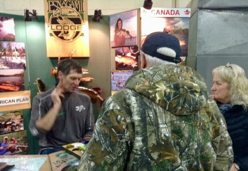 Winter Excitement at 'Outdoor Expo' in Cadillac