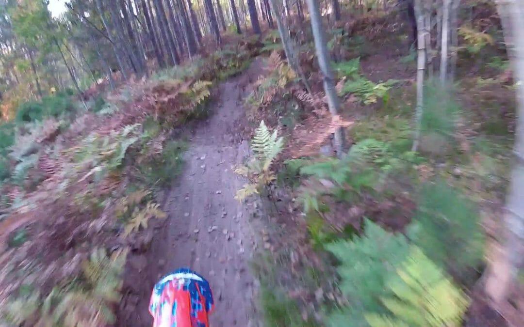 Long Lake Motorcycle Trail