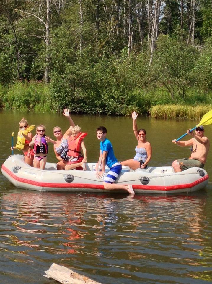 Rivers & Lakes in Cadillac Michigan