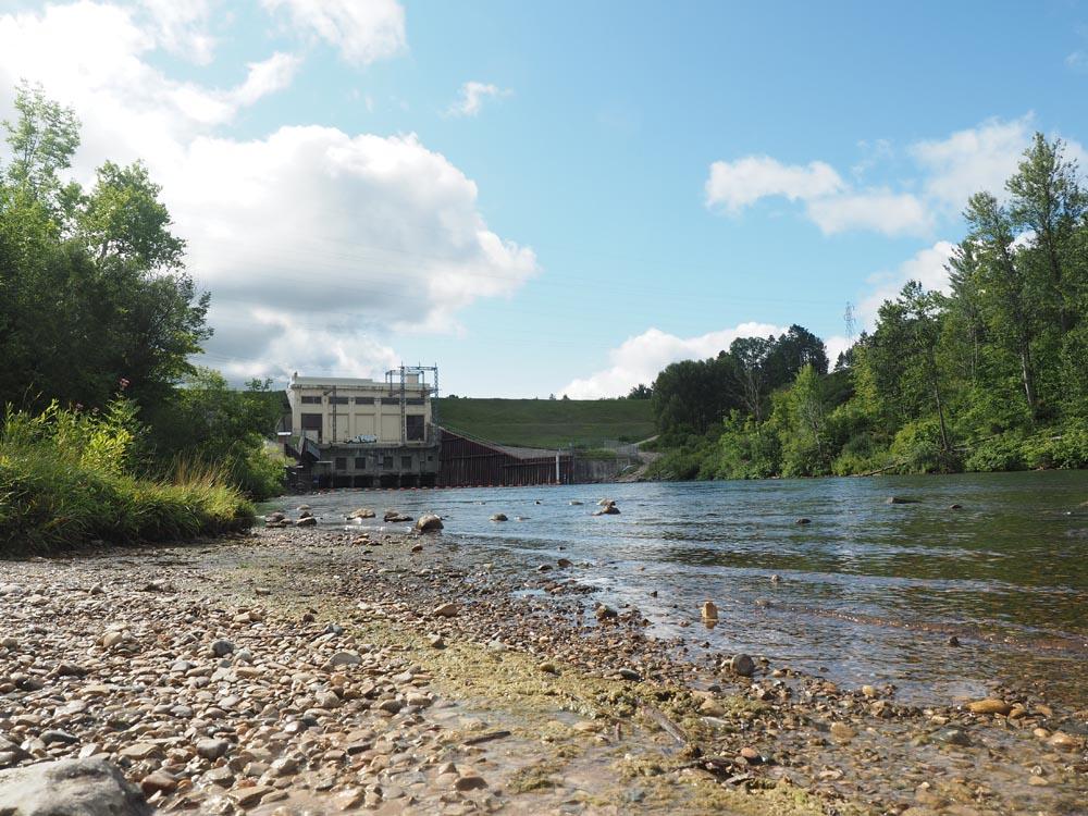 Hodenpyl Dam Access