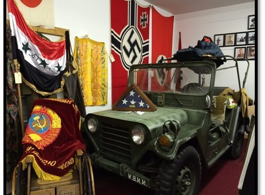 Manton Veteran's Memorial Museum