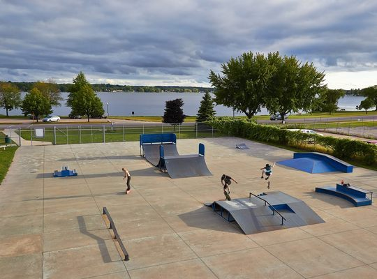 Chris Blackburn Skate Park