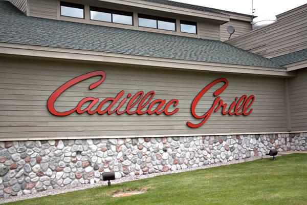Cadillac Grill @ Eldorado