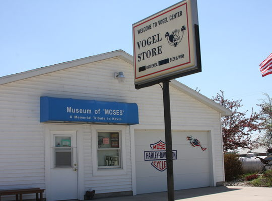 Museum of Moses @ Vogel Store