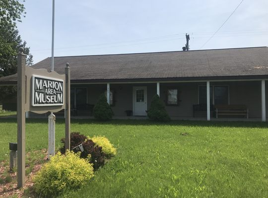 Marion Area Historical Museum