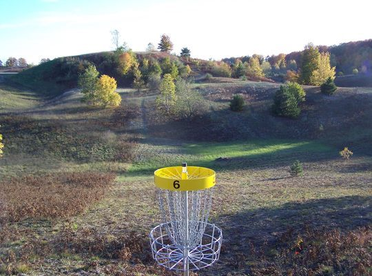 Wild Haven Disc Golf Course