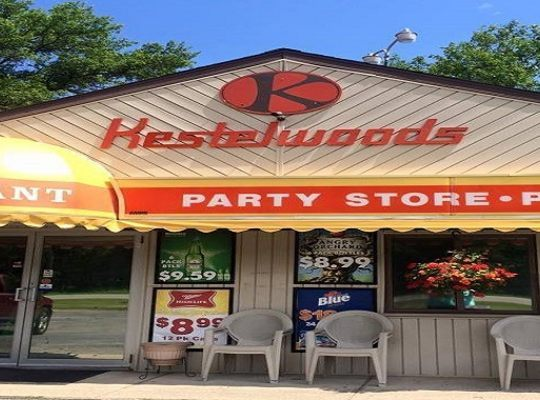 Kestelwoods Campground, Store & Restaurant