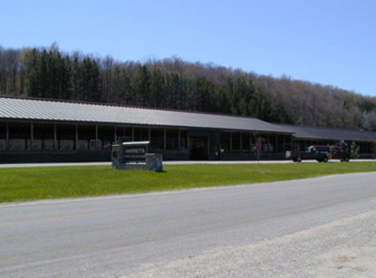 Harrietta Fish Hatchery – MDNR