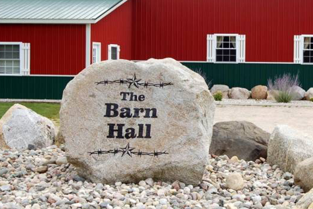 The Barn Hall