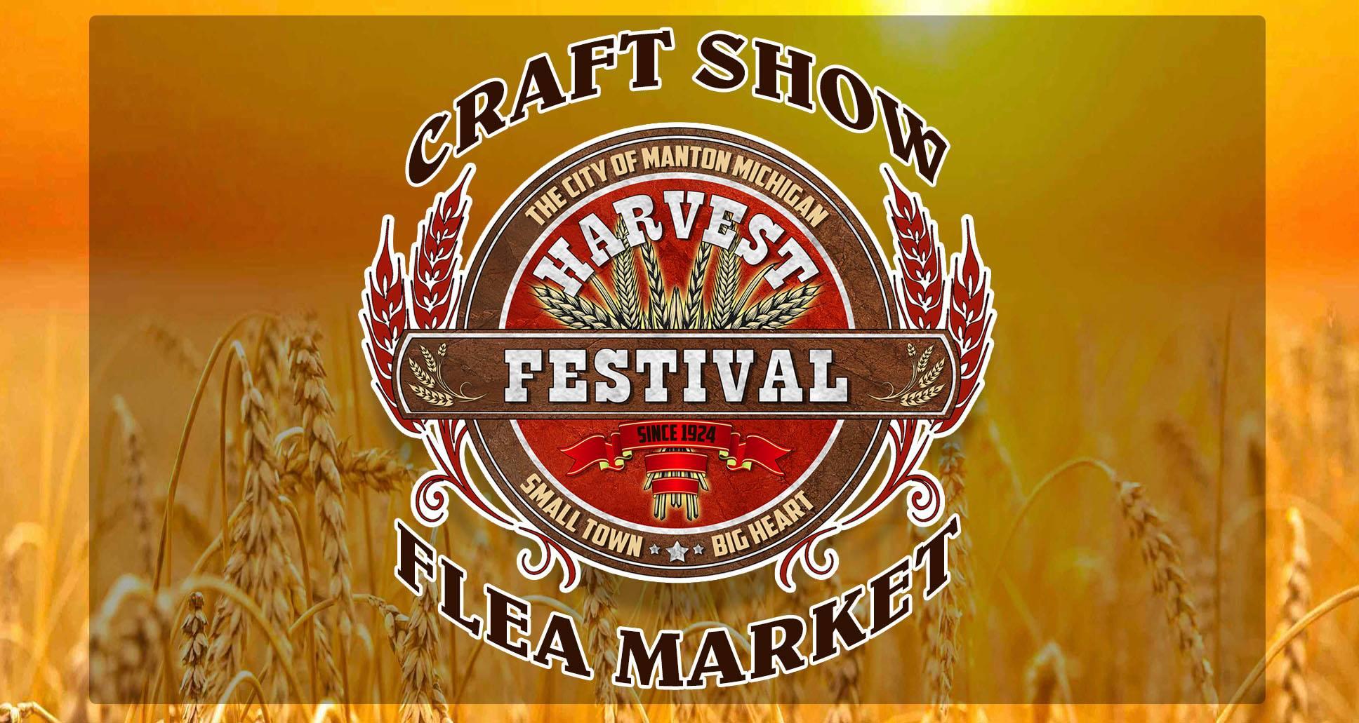 Manton Harvest Fest logo
