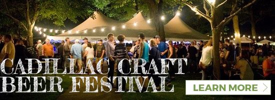 Link to the Cadillac Craft Beer Fest website