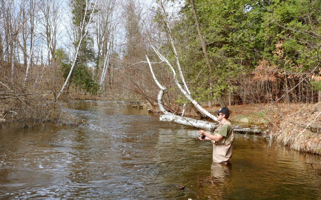 Top 5 Places to Fish Opening Day of Trout Season