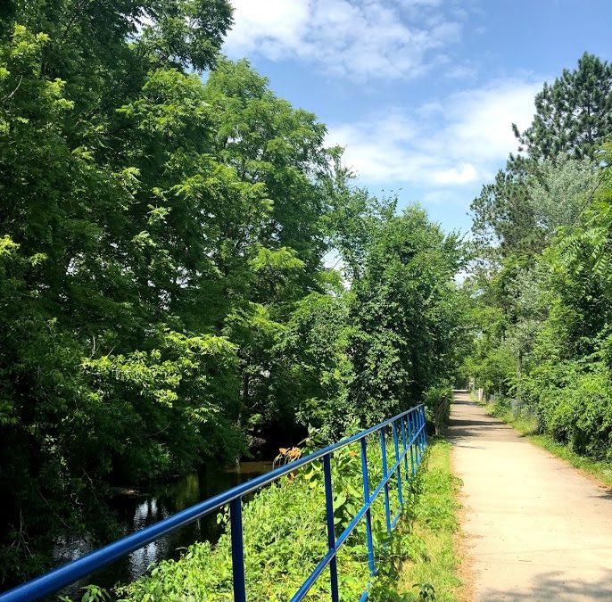 Clam River Greenway