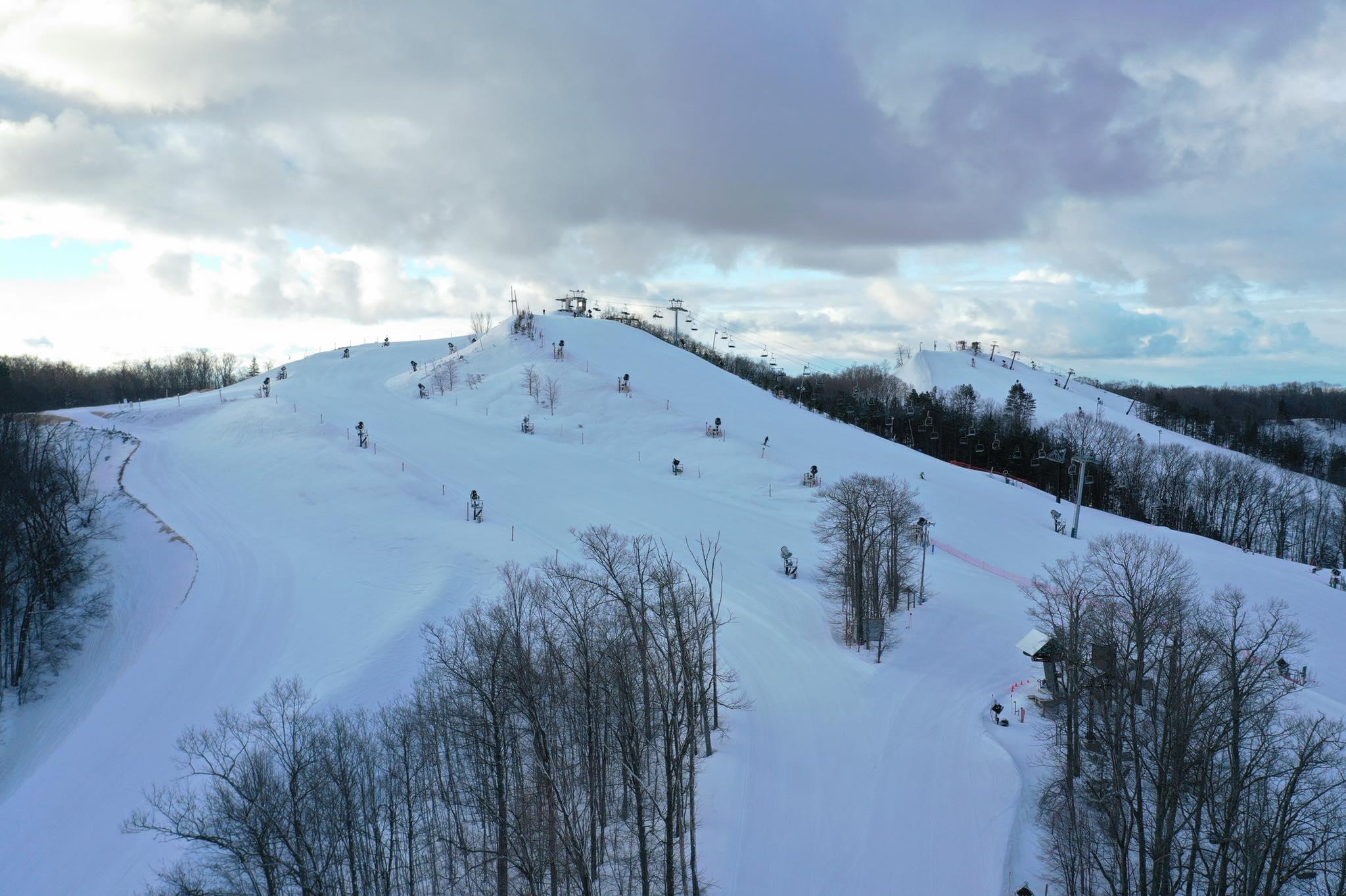 Caberfae Ski Mountain