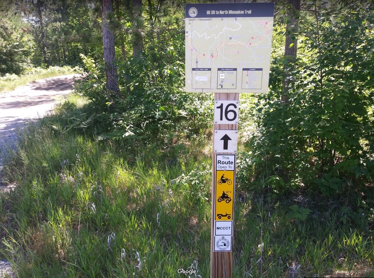 North Missaukee Trail