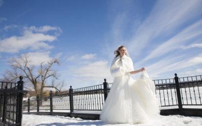 Winter Weddings in Cadillac