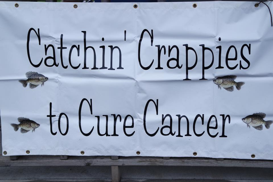10th Catchin' Crappies To Cure Cancer