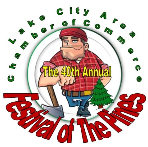 Annual Lake City Area Festival of the Pines Celebration