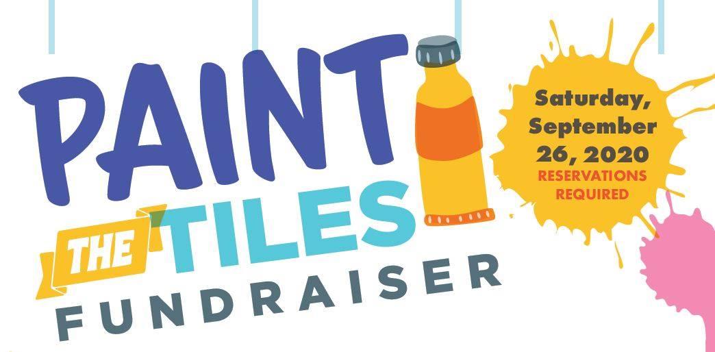 Paint the Tiles, UNA Fundraiser