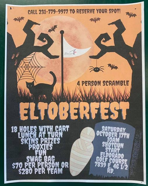 Eloberfest 4 Person Scramble at ElDorado