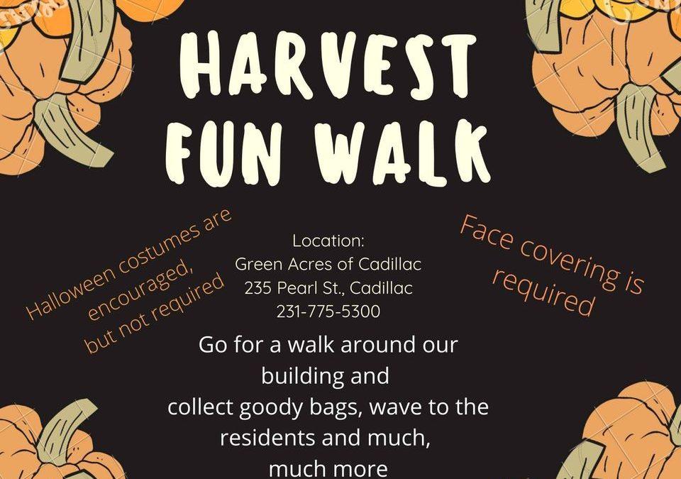 Green Acres Harvest Fun Walk