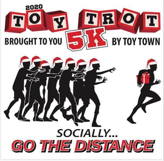 2020 Toy Town/Salvation Army Trot 5K Run/Walk