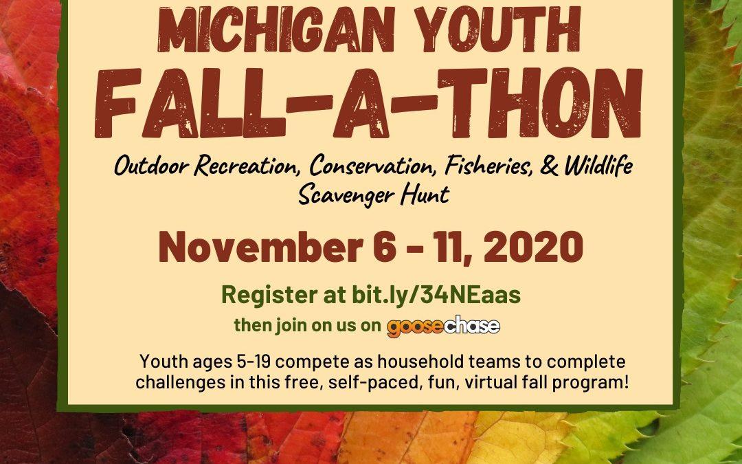 Michigan Youth Fall-A-Thon
