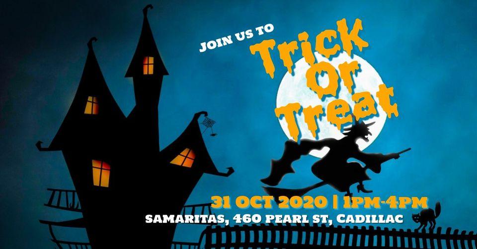 Trick or Treat at Samaritas Senior Living