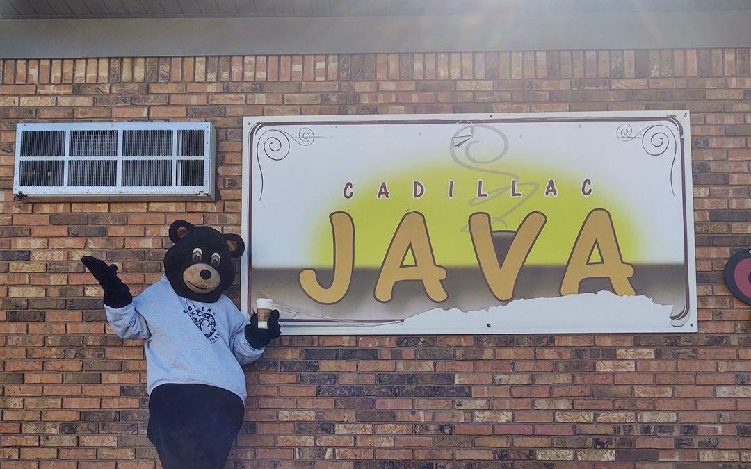 A to Z with Caddy: J is for JAVA