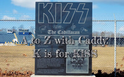 A to Z with Caddy: K is for KISStory in Cadillac