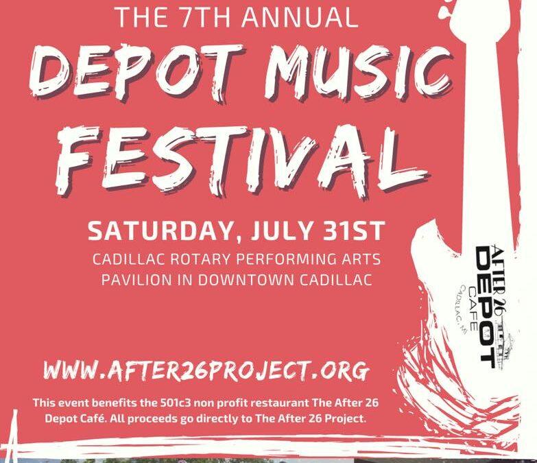 7th Annual Depot Music Festival