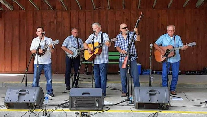 2021 Manton Bluegrass Festival