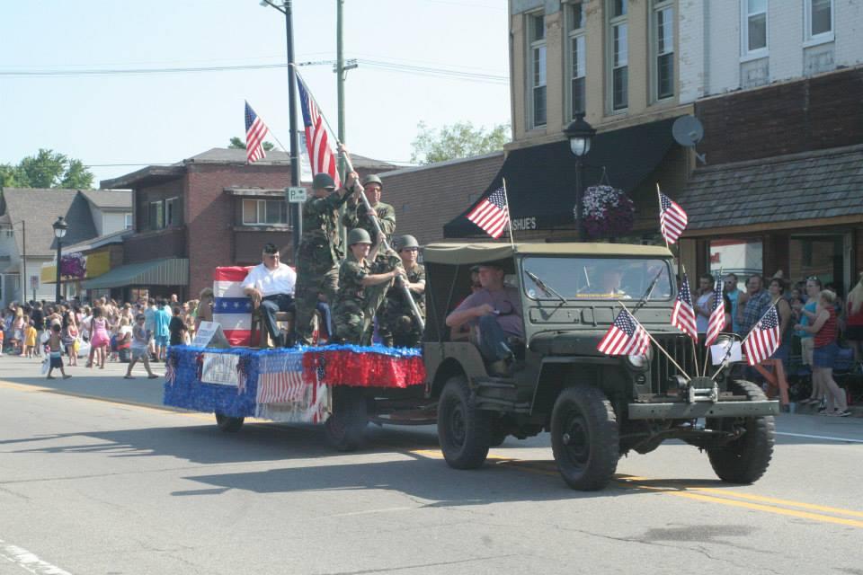 Lake City 2021 Grand Parade