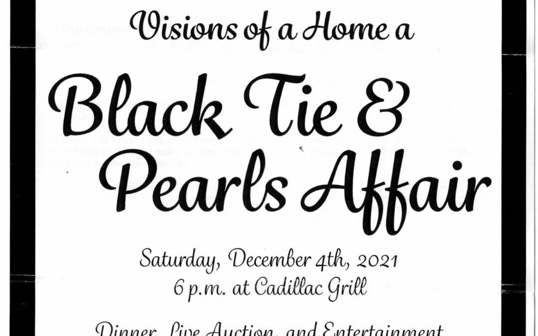 Habitat for Humanity presents Black Tie & Pearls Affair