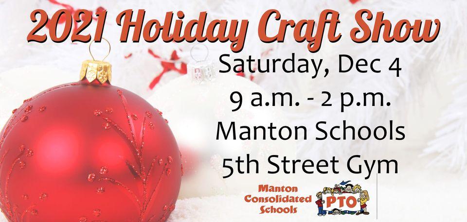 Manton PTO Holiday Craft Show