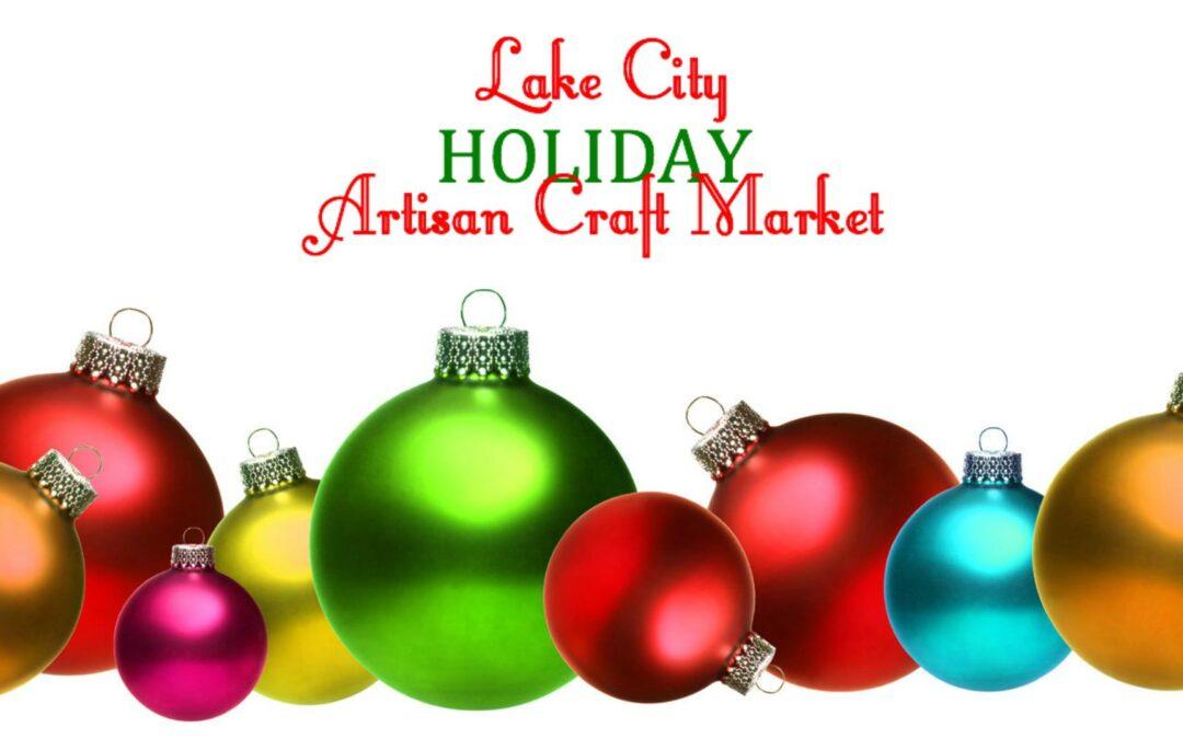2021 Lake City Holiday Artisan Craft Market