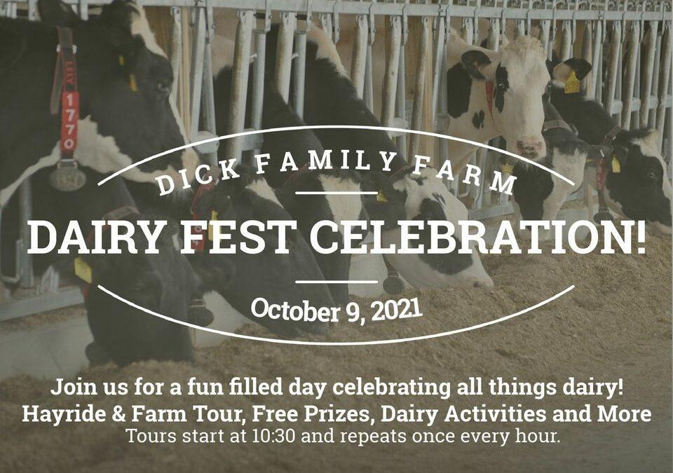 Dairy Fest Celebration 2021