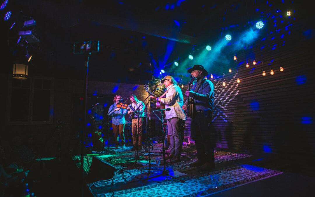 Full Cord Bluegrass Concert