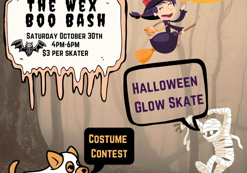 Boo Bash at the Wex